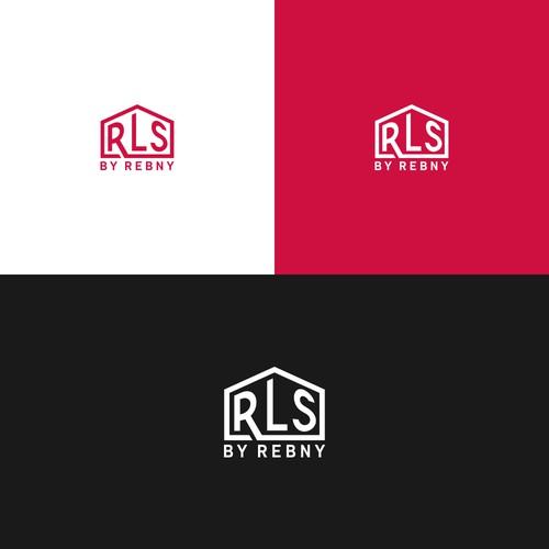 initials logo concept