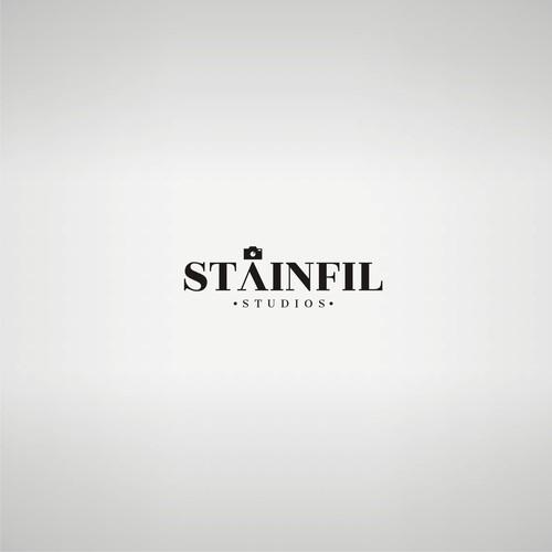 logo concept for photographer