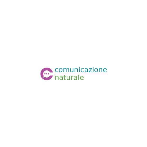 Natural communication training logo