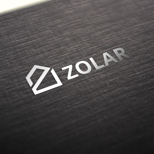 Logo design for photovoltaic panel company