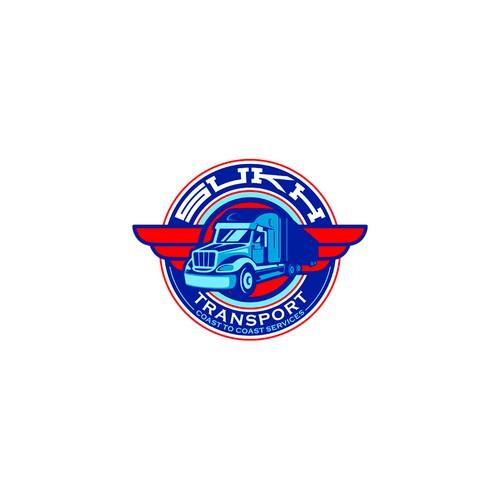 Logo for SUKH Transport