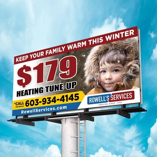 Winter 2020 Billboard