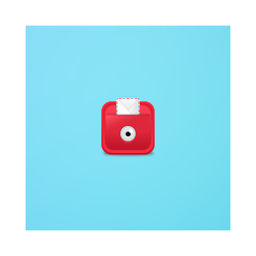 icon or button design for phone messaging app