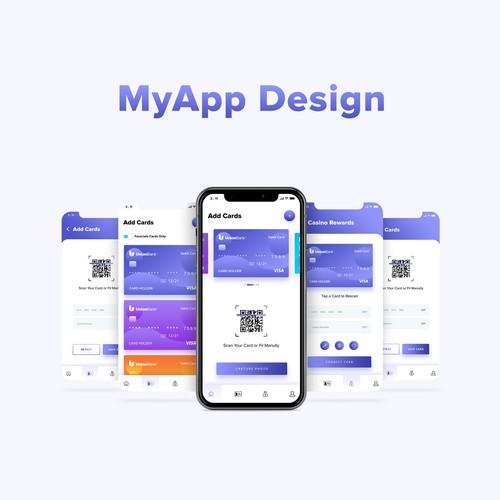 MyApp App Design