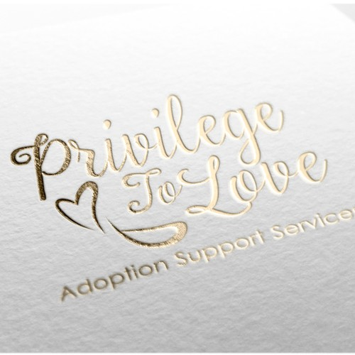 Logo for  support adoptive parents.