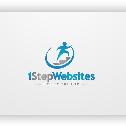 1 Step Websites needs a new logo