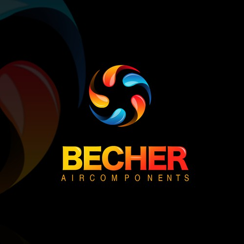 New logo wanted for Becher Air Components (becherair.com)