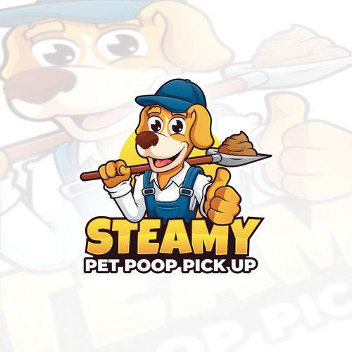 Steamy Pet Poop Pick Up