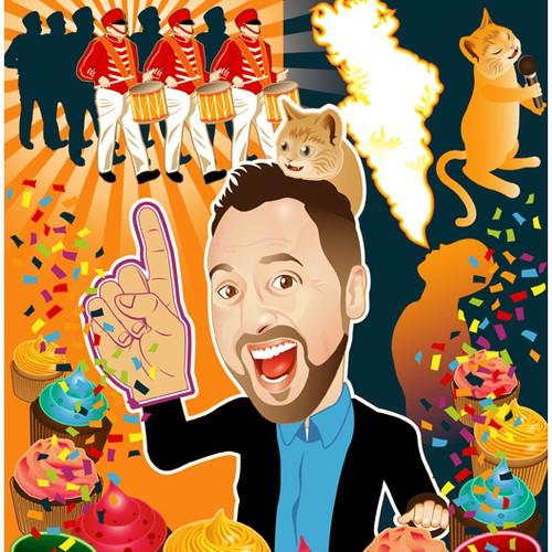 *Guaranteed!* Illustrate a fantastical celebration!
