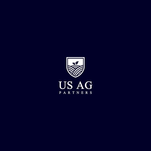 Winning Logo Concept for US Ag Partners