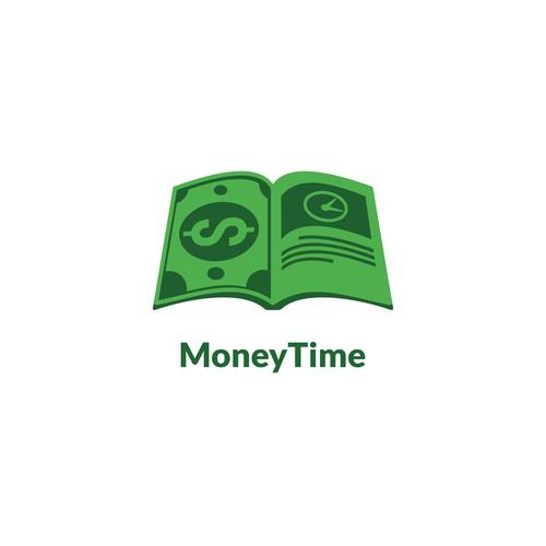 Logo concept for Finance Magazine