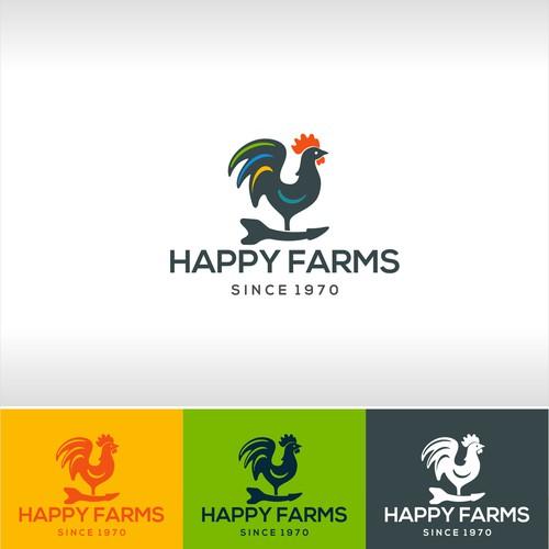 logo for a family farm