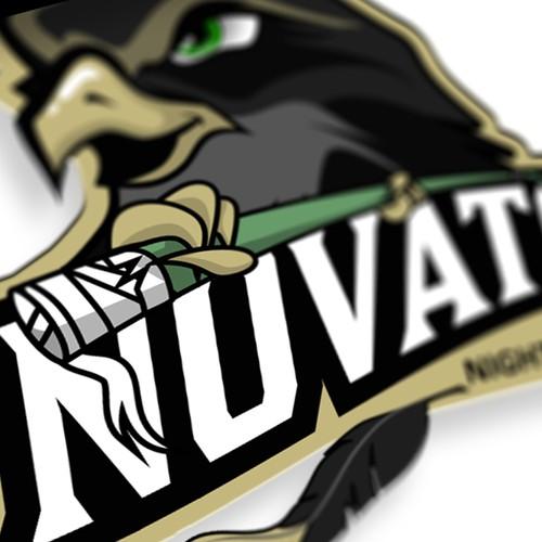 Branding Pack For Novato NIghthawks Lacrosse Club