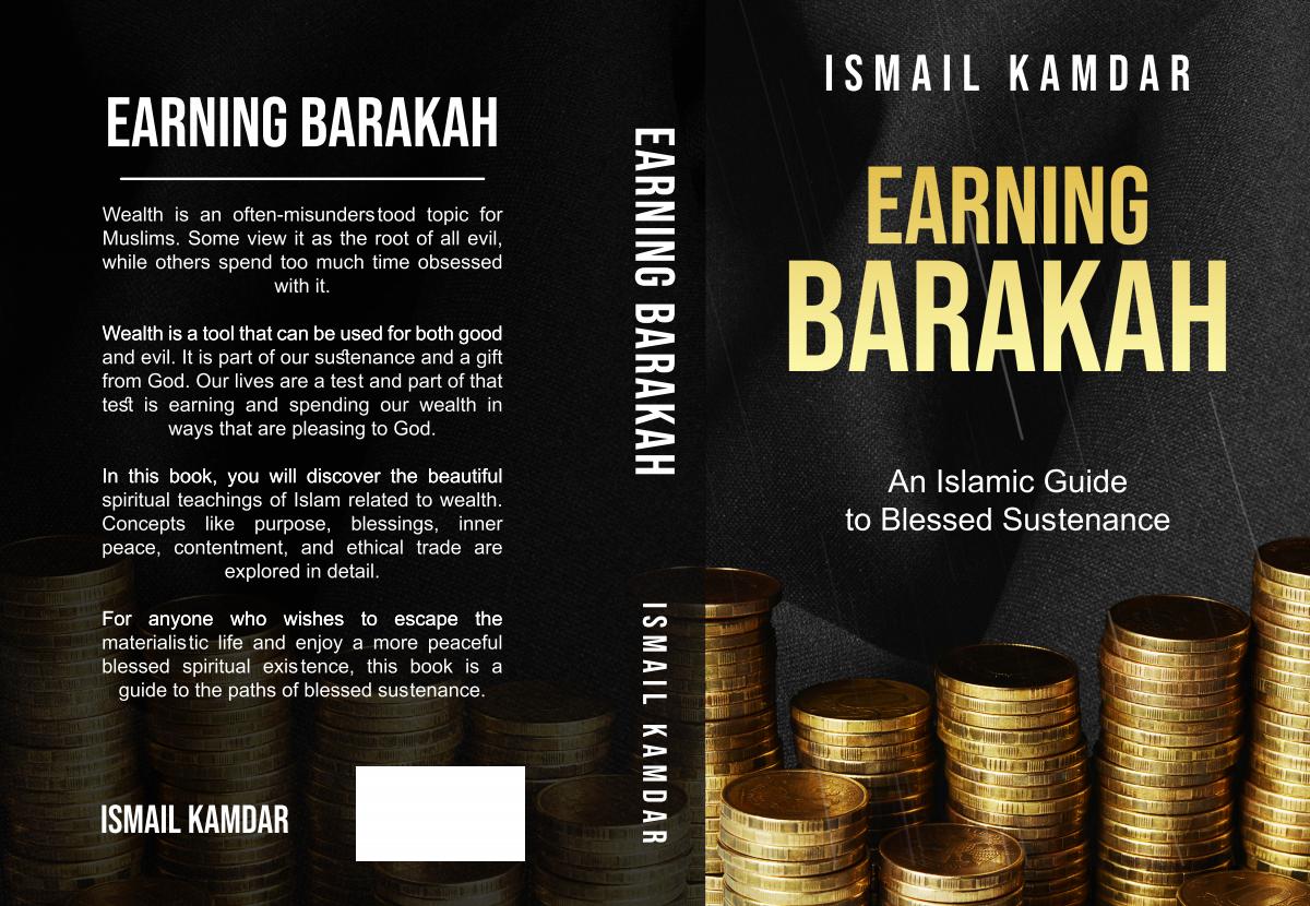 Book Cover for Earning Barakah