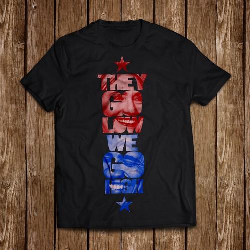 Political T-shirt contest