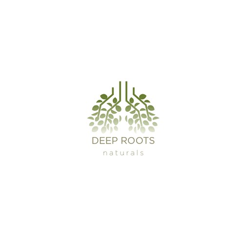 logo concept for Deep Roots