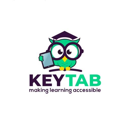 Mascot design for online children learning program