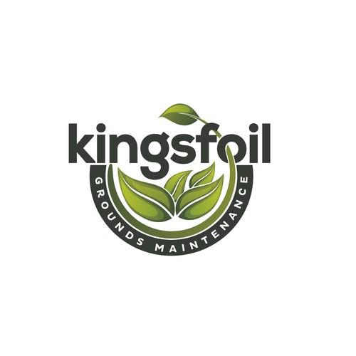 Logo design for Kingsfoil