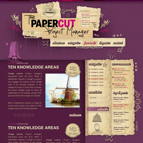 PaperCut Project Manager