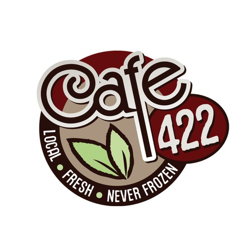 logo for Cafe 422