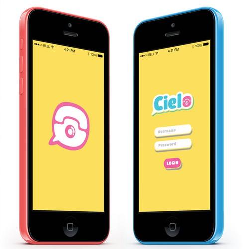 Cielo Mobile Apps Logo