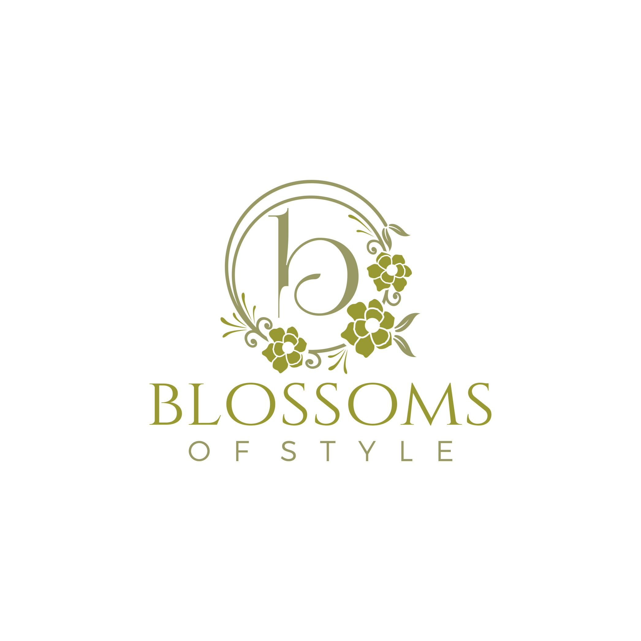 Blossoms of Style Logo