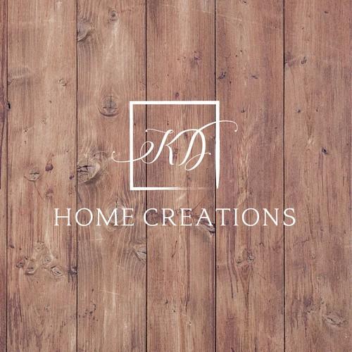 Logo design concept for furniture desinger