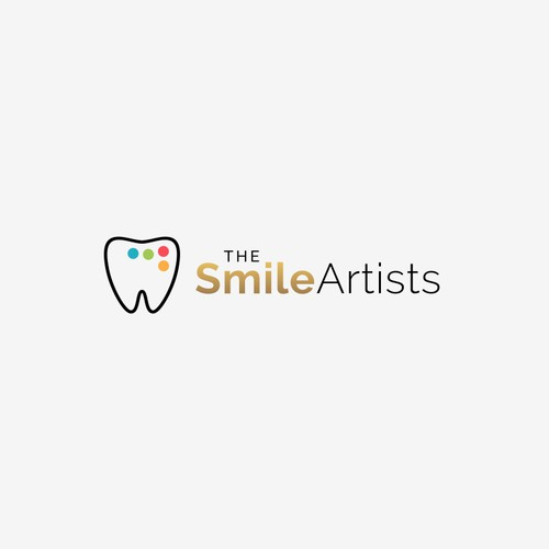 Logo for dental practice