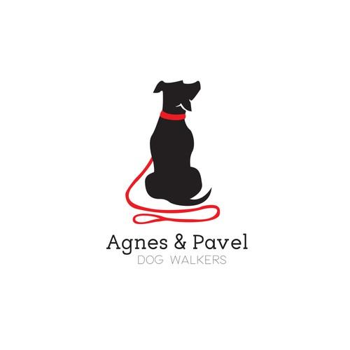 Agnes & Pavel Logo
