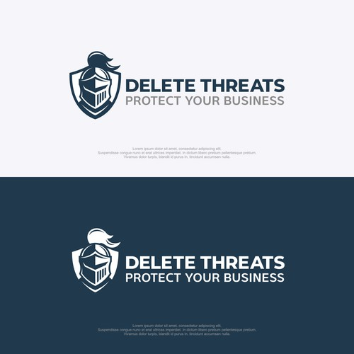 Internet security logo