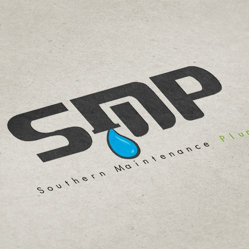 Southern Maintenance Plumbing needs a new logo