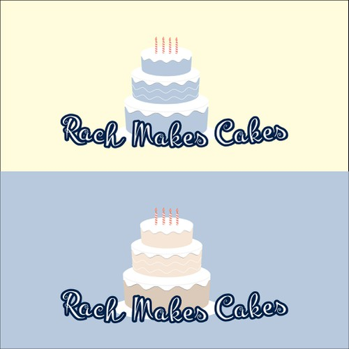 Logo for Rach Makes Cakes