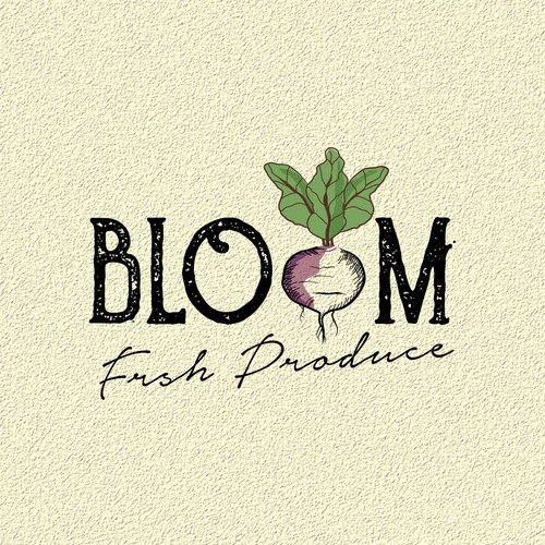 bloom fresh product concept