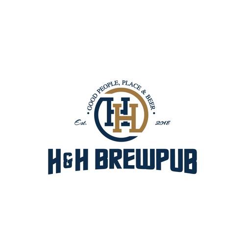 H&H Brewpub LOGO