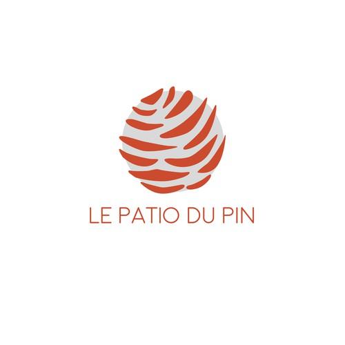 Logo patio du pin