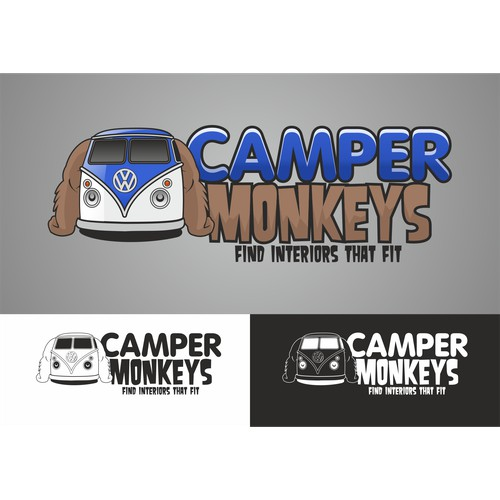 Camper Monkeys