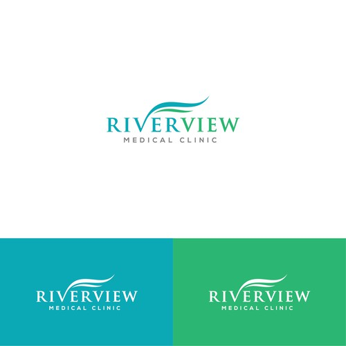 Create a Logo for Riverview Medical Clinic