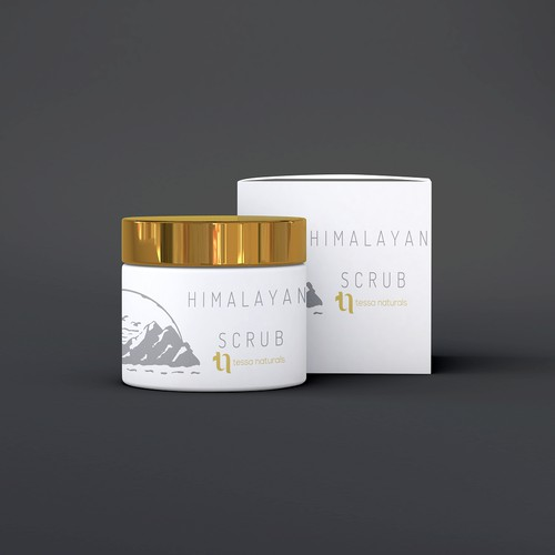 Packaging for the scrub