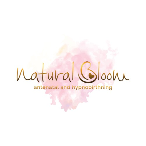 A feminine brand for pregnancy antenatal and hypnobirthing classes