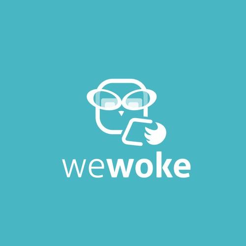 Bold modern logo to keep children safe online