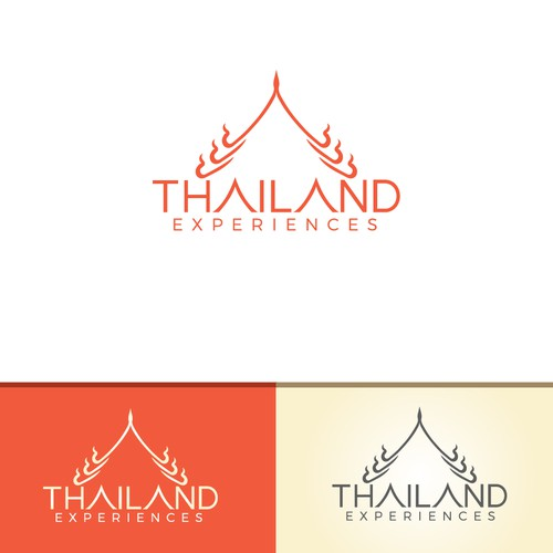 Logo Concept for Thailand Experiences