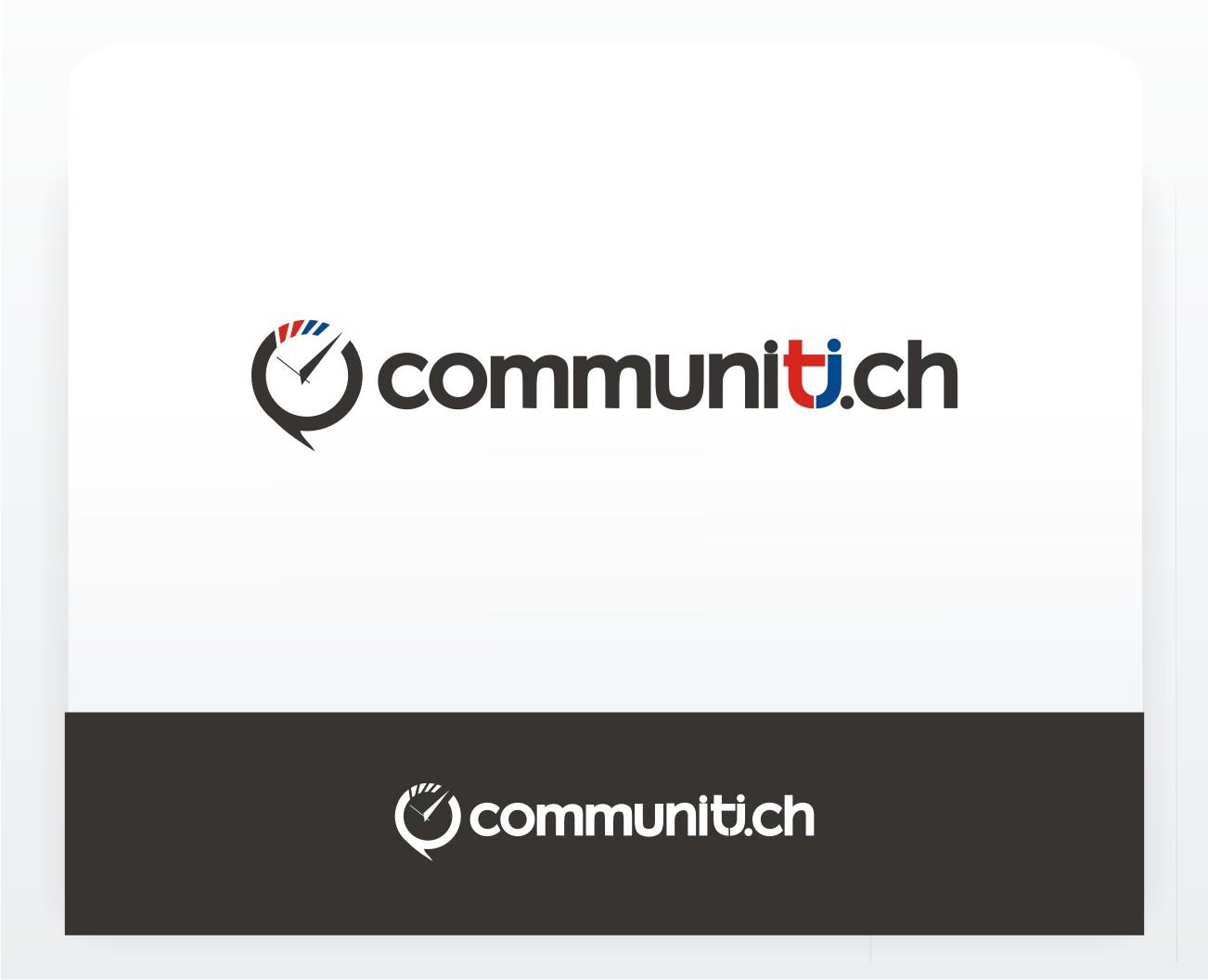 SIMPLE LOGO DESIGN FOR SMALL WEB COMMUNITY