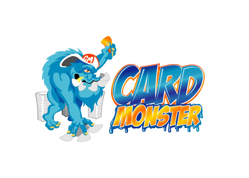 "Logo For ""Card Monster"" - The innovative, upcoming Sports Card Website"