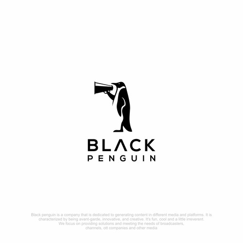 "ENTERTAINMENT COMPANY LOOKING FOR A ""BLACK PENGUIN"""