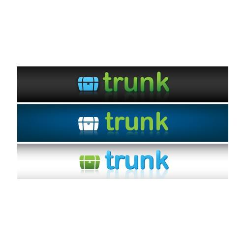 Logo Design for Trunk.ly