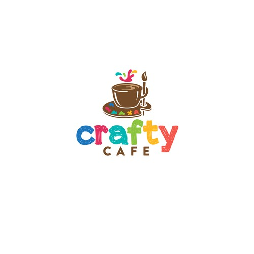 Logo design for cafe