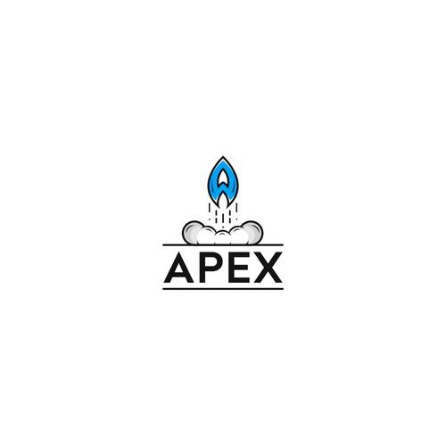 Creative logo for a cloud computing team