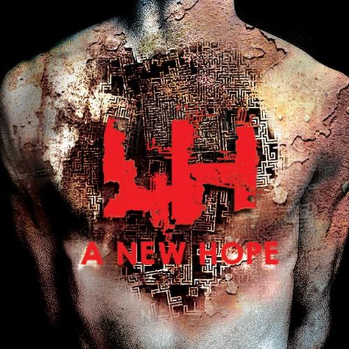 L.H. Punk Rock Band / Alternative Rock / Hardcore / Hardrock album cover, back cover and cd