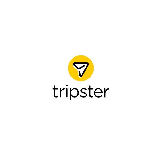 Bold logo for Tripster