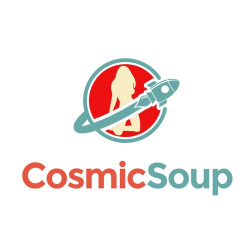 Logo for Cosmic Soup